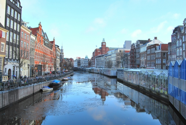 Stadtereise Amsterdam Mit Hotel