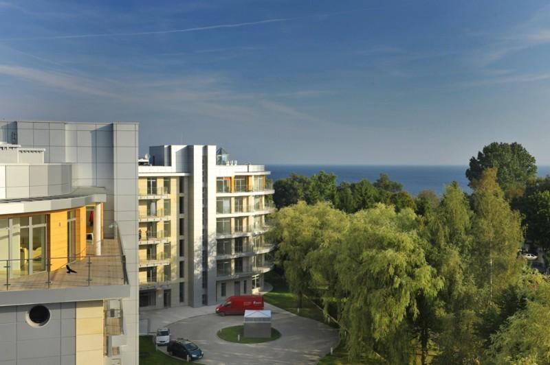 Hotel In Kolberg Direkt Am Strand